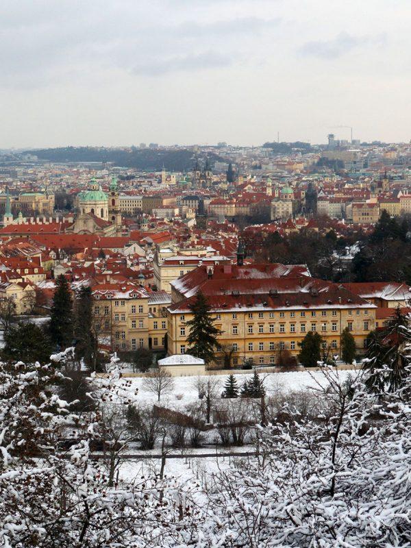 Prague-At-a-Glance