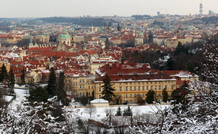 Prague-At-a-Glance